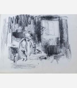 Estudio de Rembrandt